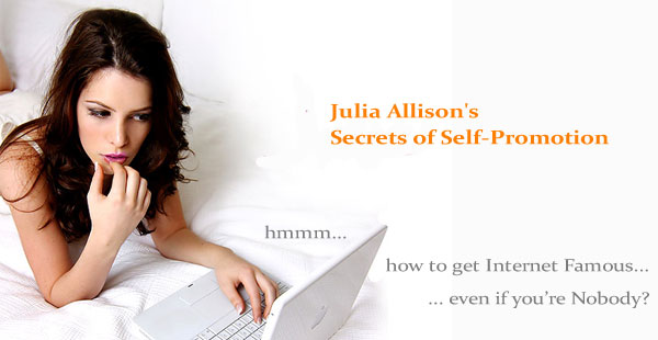 Julia Allisons Secrets of Self Promotion