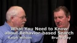 Behavior based search