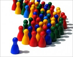 Barriers stop people to become leaders