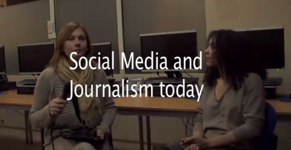 Social media & Journalism today